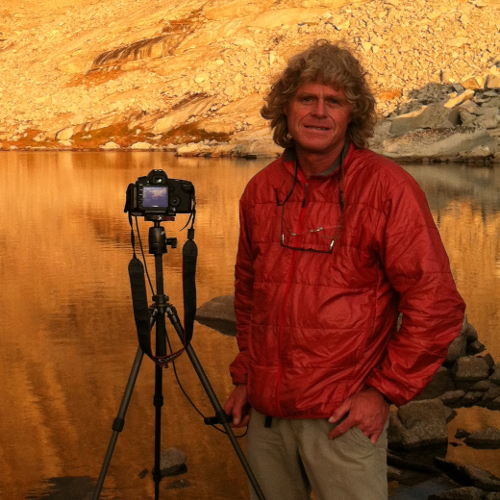 Vern Clevenger photographer and instructor